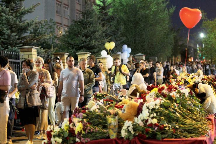 Жители Казани до сих пор не могут отойти от шока