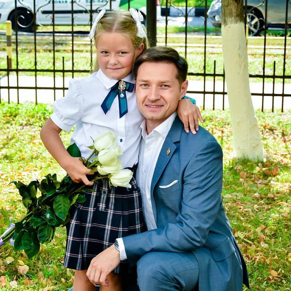 Бобков хочет больше времени проводить с дочерью