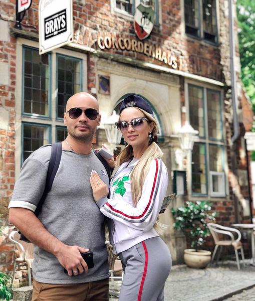 Влюбленные любят ездить в Европу