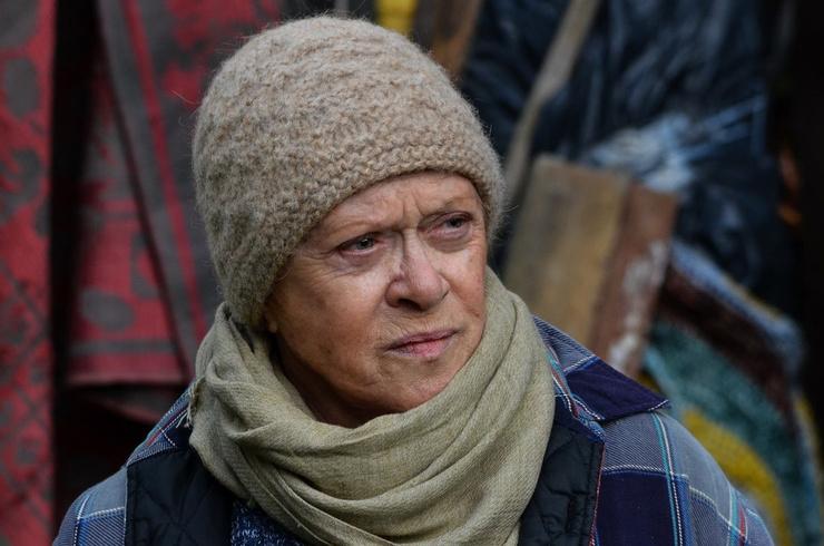 В 2000-х Алиса Фрейндлих также не оставалась без приглашений в кино