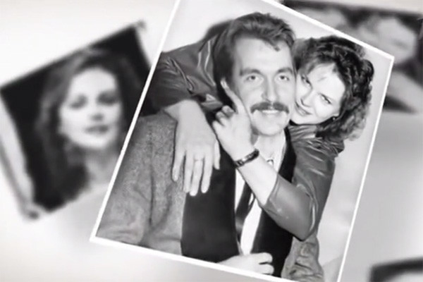 С мужем актриса познакомилась во время съемок фильма «Парашютисты»