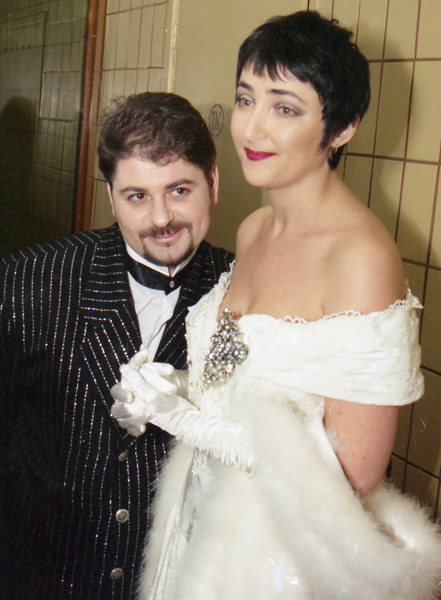 Александр Цекало и Лолита