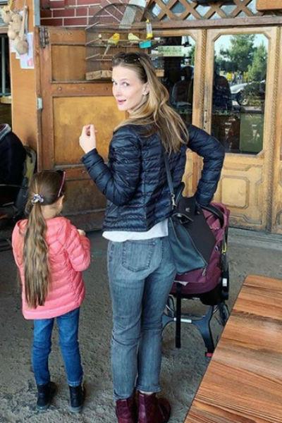 Светлана Иванова часто путешествует с детьми