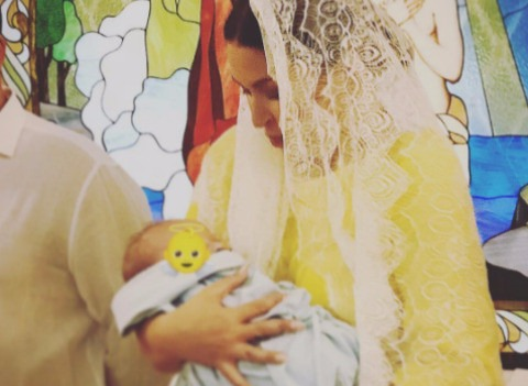 Ирина Дубцова снова стала мамой