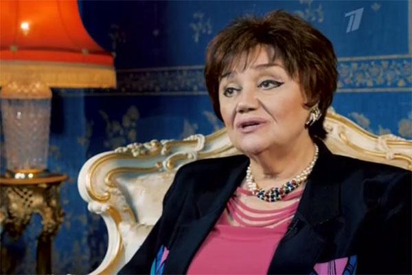 Тамара Синявская рассказала, что Магомаев на дочь никогда не давил