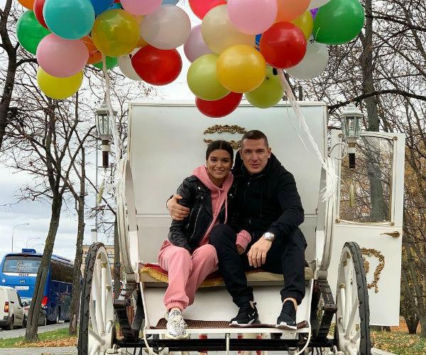 Ксения Бородина и Курбан Омаров скоро отметят четыре года отношений