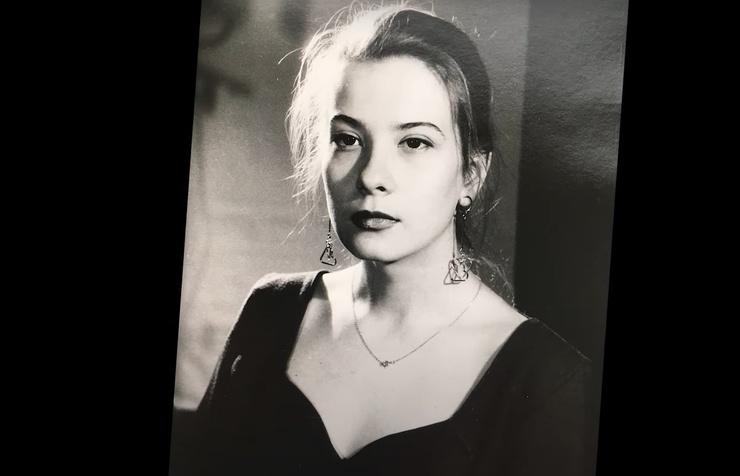 Звезда продемонстрировала свои фото из личного архива