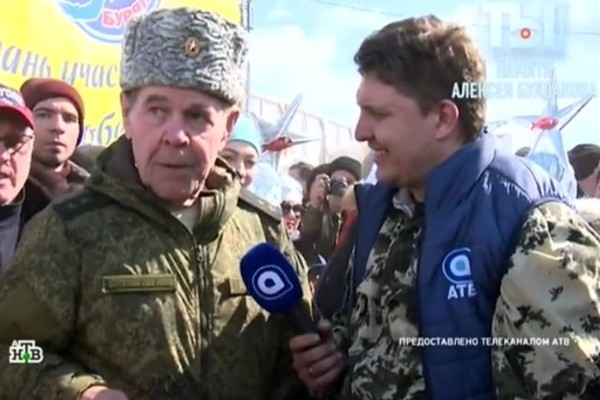 Последнее интервью Алексея Булдакова