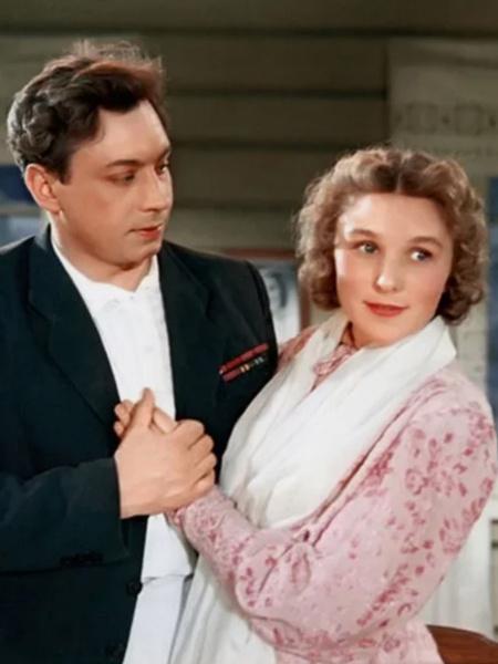 Вера Васильева и Владимир Ушаков прожили вместе 60 лет