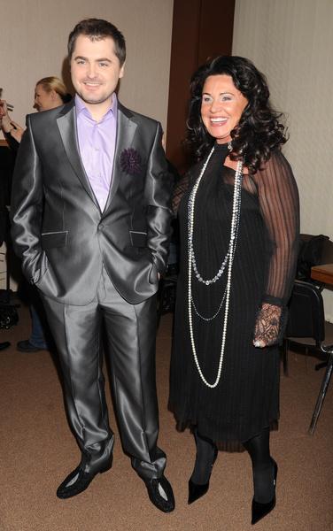 Бабкина и Гор познакомились в 2003 году