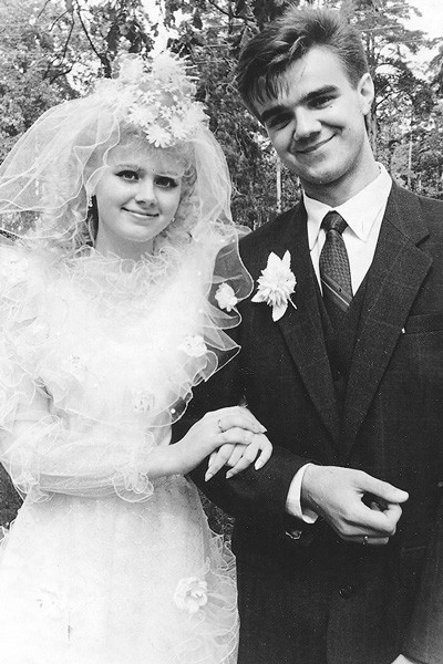Ы 1991 году певица вышла замуж за Александра Рудина. Пара воспитывает двоих сыновей