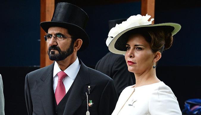 Эмир Дубая и принцесса Хайя сделали официальное заявление о разводе