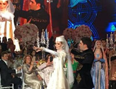 Звезды погуляли на шикарной свадьбе сына миллиардера в Москве