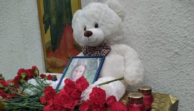 Убитую восьмилетнюю девочку похоронили в Южно-Сахалинске