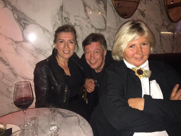 Татьяна и Михаил познакомились в ресторане больше 25 лет назад