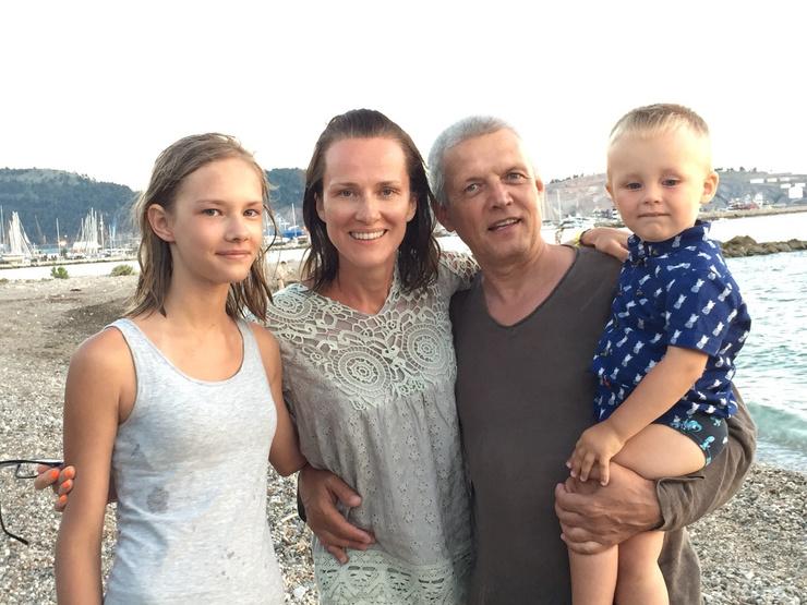 С Ириной актер создал крепкую семью