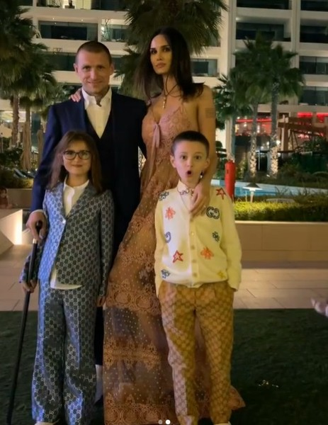 Алана воспитывает дочь от брака с Павлом и сына от союза с Александром Липовым