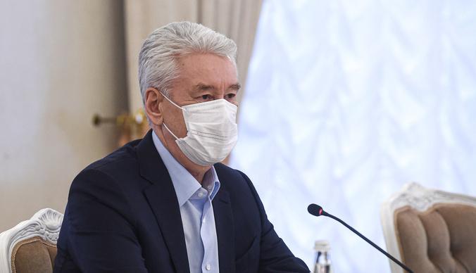 Сергей Собянин назвал реальное число больных коронавирусом в Москве