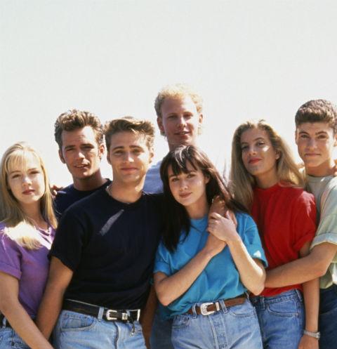 Звезды первых сезонов «Беверли Хиллз, 90210»