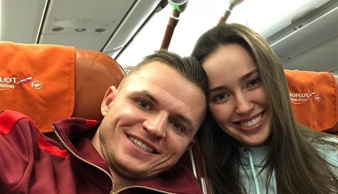 Дмитрий Тарасов рассказал, когда Анастасия Костенко станет мамой