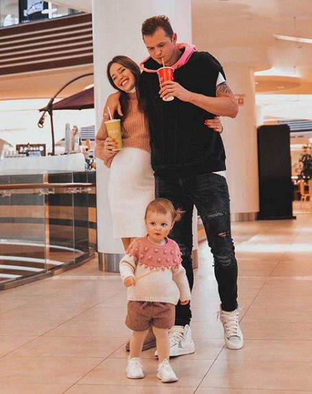 В феврале семья Дмитрия увеличилась