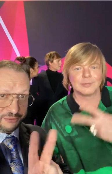 Андрей заручился помощью адвоката Александра Бенхина