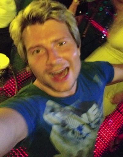 Николай Басков зажигает на афтерпати