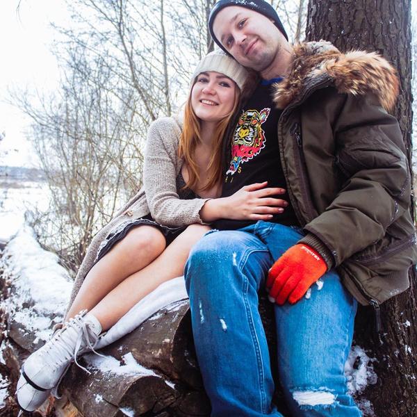 Андрей и Наташа были очень счастливы