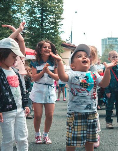 Дети остались довольны праздником