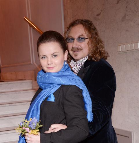 Игорь Николаев с Юлией Проскуряковой крестили дочь
