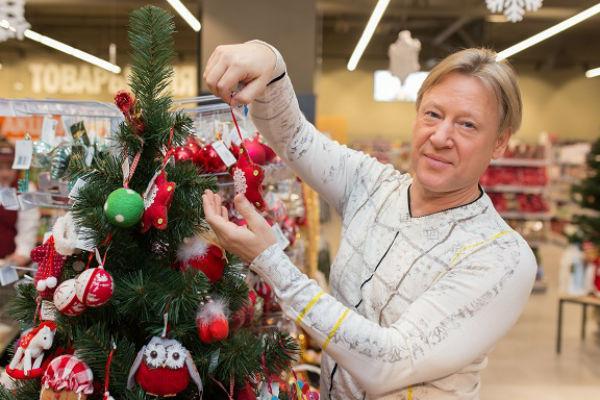 Дмитрий стал участником благотворительной акции «Азбуки вкуса»