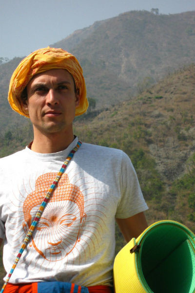 Евгений Труфанов часто путешествует в экзотические страны