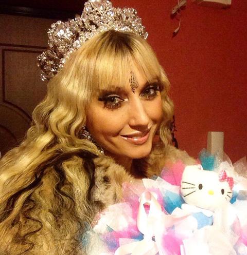 Певица Лама Сафонова объявила о страшном диагнозе