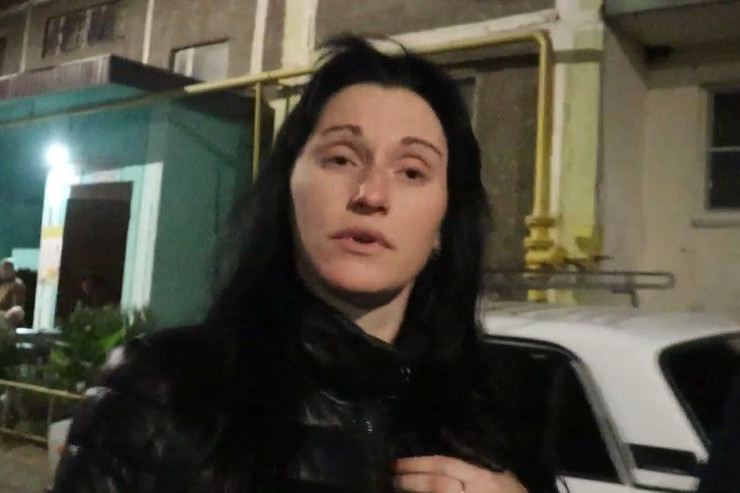 Екатерина не признает вину
