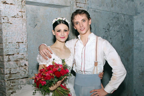 29-летний Полунин считает одним из лучших танцоров мира