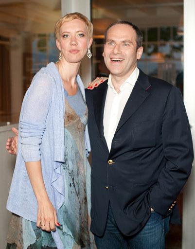 Татьяна и Михаил – завсегдатаи благотворительных акций и вечеров