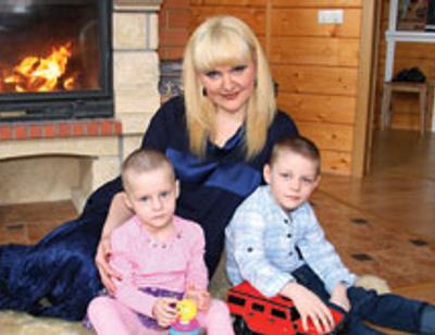 У Маргариты Суханкиной пытаются отобрать детей