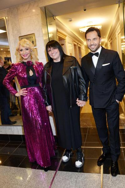 Аллу Духову уважают звезды отечественного шоу-бизнеса