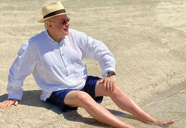 Подписчики считают, что благодаря Татьяне Евгений Ваганович обрел вторую молодость