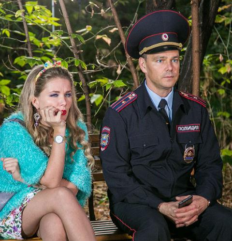 Анастасия Веденская и Сергей Губанов