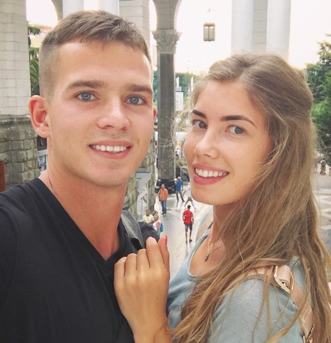 Дмитрий и Марианна Тревога