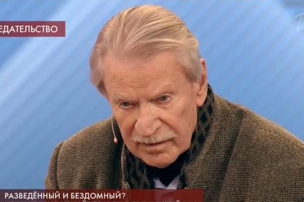 Иван Краско живет у бывшей жены