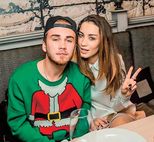 Вика признавалась, что в отношениях с Димой ей не хватало мужской поддержки