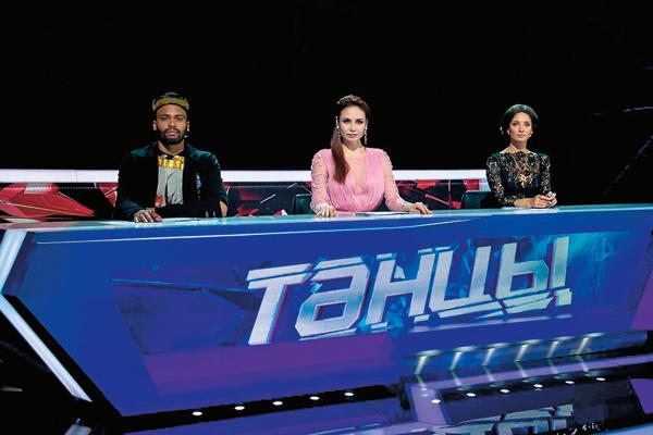 Члены жюри шоу «Танцы» на канале ТНТ меняются, а ведущая остается уже четвертый сезон подряд