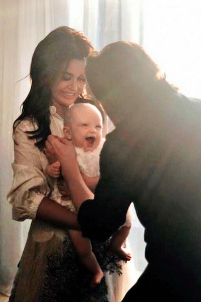 Актриса заболела вскоре после рождения дочери Милы