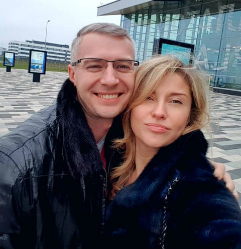 Артем Илясов и Екатерина Архарова