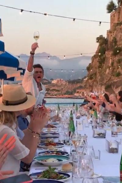 Новости: Регина Тодоренко и Влад Топалов сыграли вторую свадьбу – фото №5