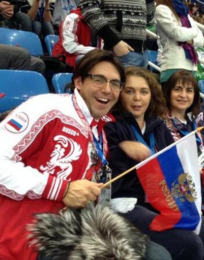 Андрей Малахов и супруга Игоря Угольникова Алла