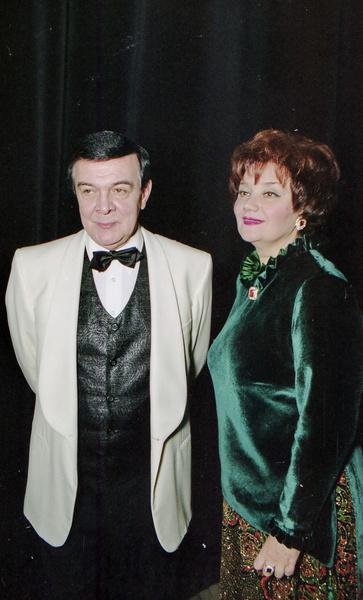 Именитый баритон скончался 25 октября 2008 года в Москве
