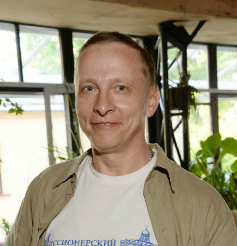 Иван Охлобыстин: «Никогда не подниму руку на жену»